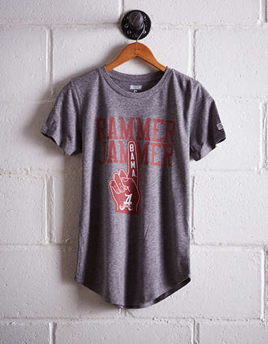 Tailgate Women's Alabama Rammer Jammer T-Shirt - Free returns
