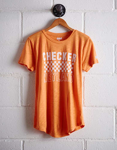 Tailgate Women's Tennessee Checker Neyland T-Shirt - Free Returns