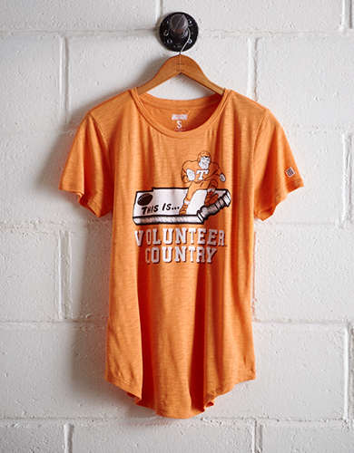 Tailgate Women's Tennessee Volunteer Country T-Shirt - Buy One Get One 50% Off