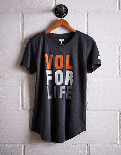 Tailgate Women's Tennessee Vol For Life T-Shirt - Free Returns