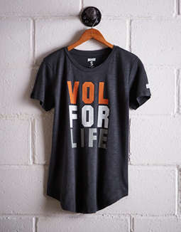 Tailgate Women's Tennessee Vol For Life T-Shirt