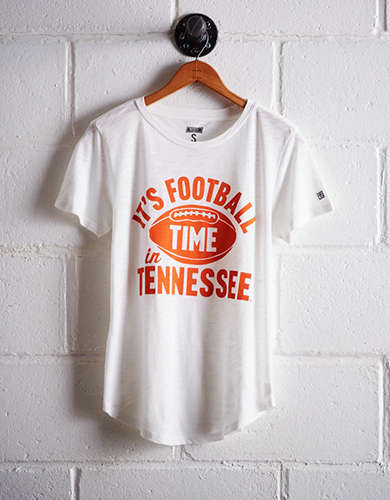 Tailgate Women's Tennessee Football T-Shirt - Free Returns