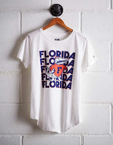Tailgate Women's Florida T-Shirt - Free returns