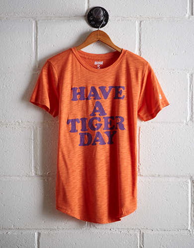 Tailgate Women's Clemson Tiger Day T-Shirt - Free Returns