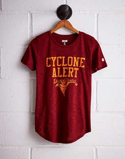 Tailgate Women's Iowa State Cyclones T-Shirt