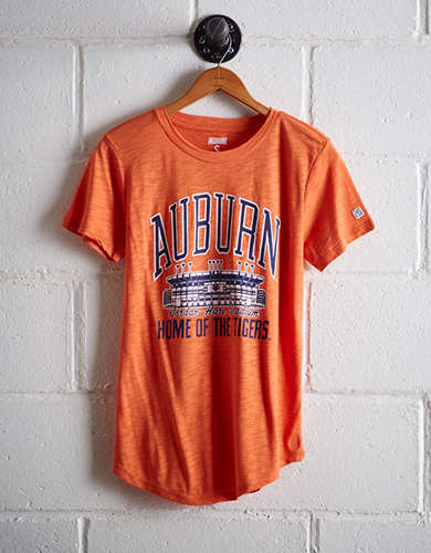 Tailgate Women's Auburn Tigers T-Shirt - Free returns
