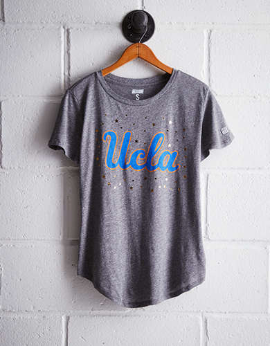 Tailgate Women's UCLA Foil Star T-Shirt - Free Returns