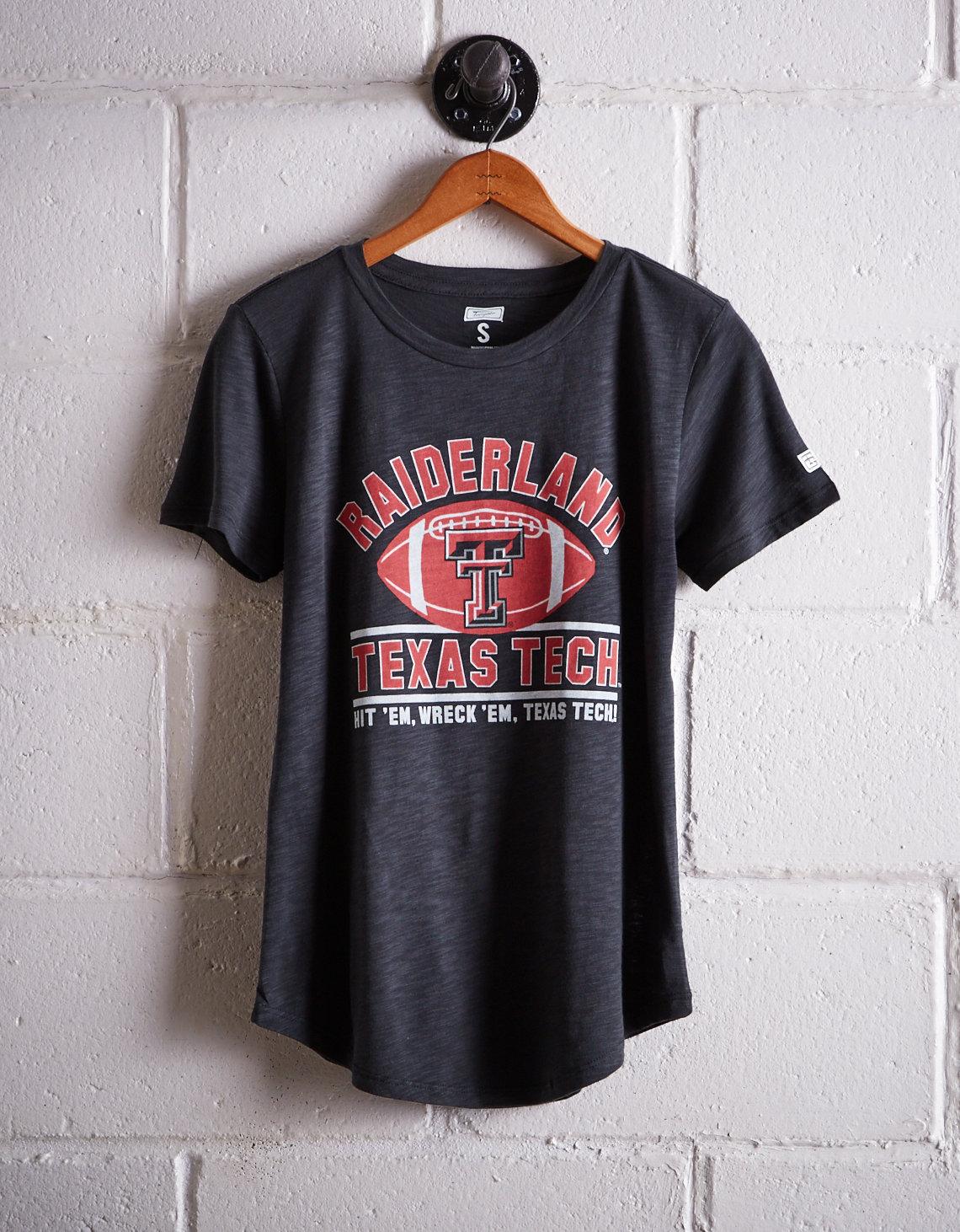 bf6bf5f4 Tailgate Women's Texas Tech T-Shirt