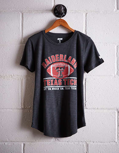 Tailgate Women's Texas Tech T-Shirt - Free Returns