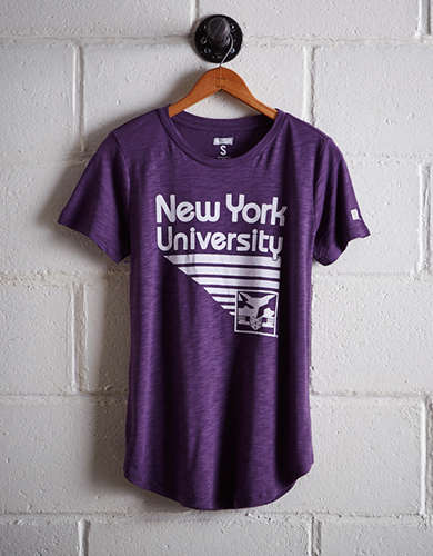 Tailgate Women's NYU Violets T-Shirt - Free returns