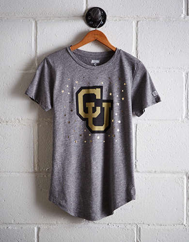 Tailgate Women's Colorado Foil Star T-Shirt - Free Returns