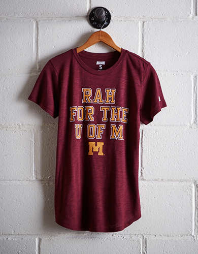 Tailgate Women's Minnesota Rah T-Shirt - Free returns