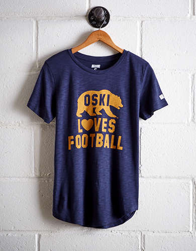 Tailgate Women's California Oski T-Shirt - Free Returns