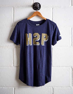 Tailgate Women's Pitt H2 P T Shirt by American Eagle Outfitters