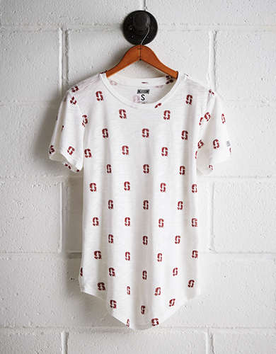 Tailgate Women's Stanford All-Over Graphic Tee - Buy One Get One 50% Off