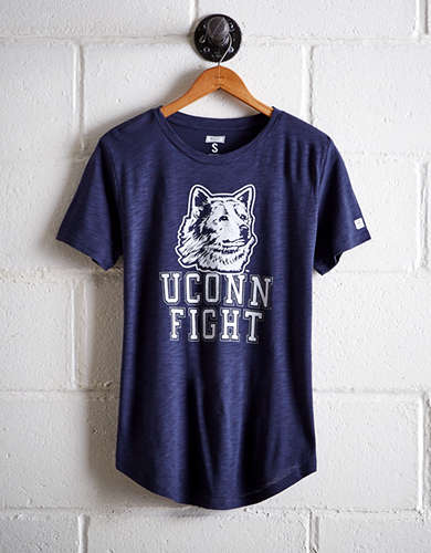 Tailgate Women's UCONN Fight T-Shirt - Free Returns