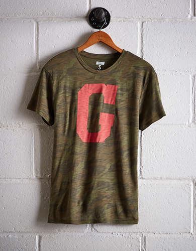 Tailgate Women's Georgia Camo Boyfriend Tee - Free Returns