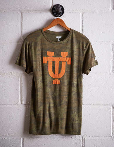 Tailgate Women's Tennessee Camo Boyfriend Tee - Buy One Get One 50% Off