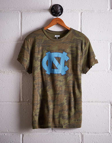 Tailgate Women's UNC Camo Boyfriend Tee - Buy One Get One 50% Off