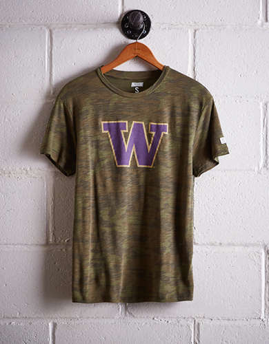 Tailgate Women's Washington Camo Boyfriend Tee - Free returns
