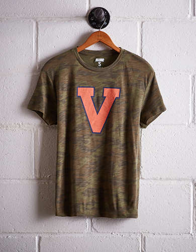 Tailgate Women's Virginia Camo Boyfriend Tee - Free returns