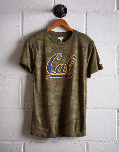 Tailgate Women's California Camo Boyfriend Tee - Free Returns
