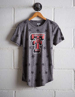 Tailgate Women's Texas Tech Star T-Shirt