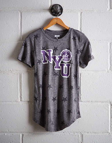 Tailgate Women's NYU Star T-Shirt - Free returns