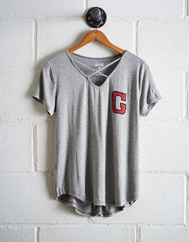 Tailgate Women's Georgia Cage Front Tee - Buy One Get One 50% Off