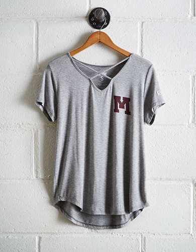 Tailgate Women's Minnesota Cage Front Tee - Free returns