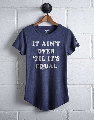 Tailgate Women's Equal T-Shirt - Free Returns