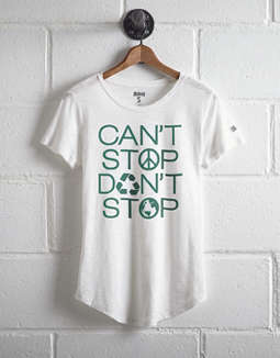 Tailgate Women's Can't Stop T Shirt by American Eagle Outfitters