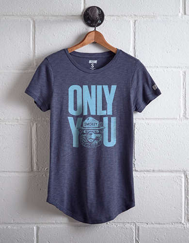 Tailgate Women's Only You T-Shirt -