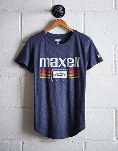 Tailgate Women's Maxell T-Shirt - Free Returns