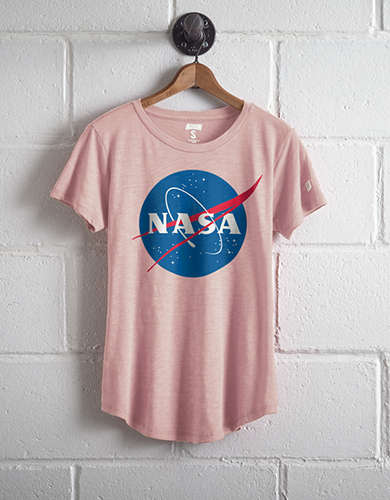 Tailgate Women's NASA T-Shirt - Free returns