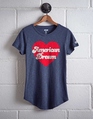 Tailgate Women's American Dream T-Shirt - Free returns