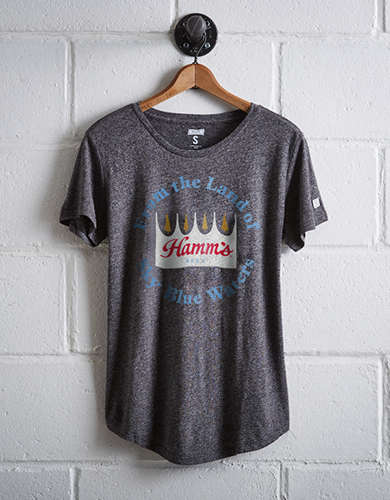 Tailgate Women's Hamm's T-Shirt - Free Shipping + Free Returns