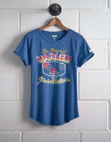 Tailgate Women's Harlem Globetrotters T-Shirt - Free returns