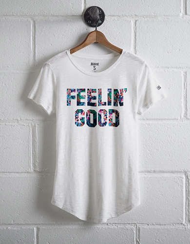 Tailgate Women's Feelin' Good T-Shirt - Free Returns