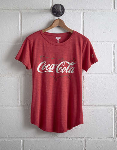 Tailgate Women's Coca-Cola T-Shirt - Free Shipping + Free Returns