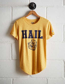 Tailgate Women's Michigan Hail T-Shirt