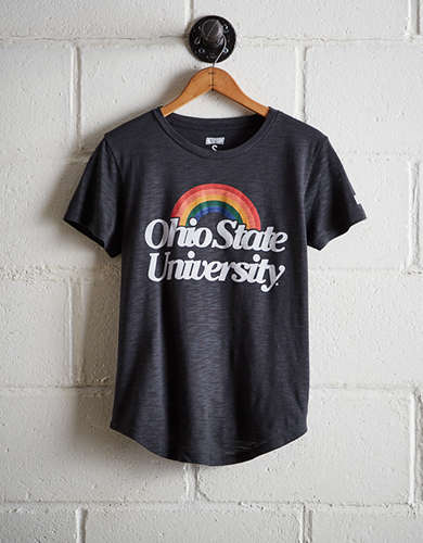 Tailgate Women's Ohio State University T-Shirt - Free Returns