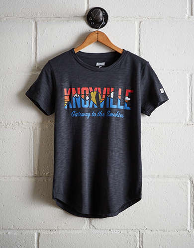 Tailgate Women's Knoxville Tennessee T-Shirt - Free Returns