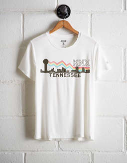 191142c1 Launch product quickview. placeholder image Tailgate Women's KNX Tennessee  Boyfriend Tee