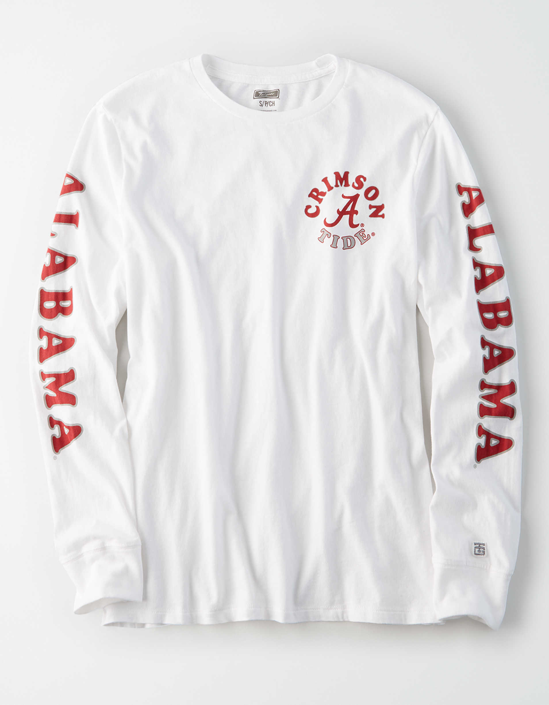Tailgate Women's Alabama Crimson Tide Long Sleeve T-Shirt