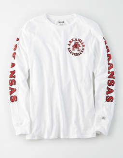 Tailgate Women's Arkansas Razorbacks Long Sleeve T-Shirt