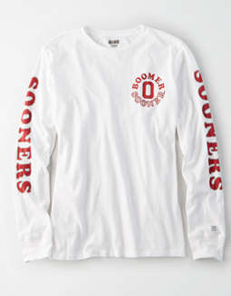 Tailgate Women's Oklahoma Sooners Long Sleeve T-Shirt