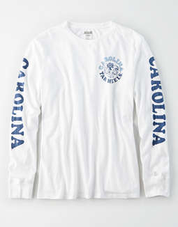 Tailgate Women's UNC Tar Heels Long Sleeve T-Shirt
