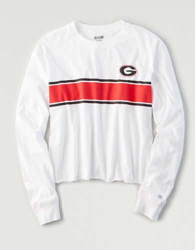 Tailgate Women's Georgia Bulldogs Long Sleeve T-Shirt