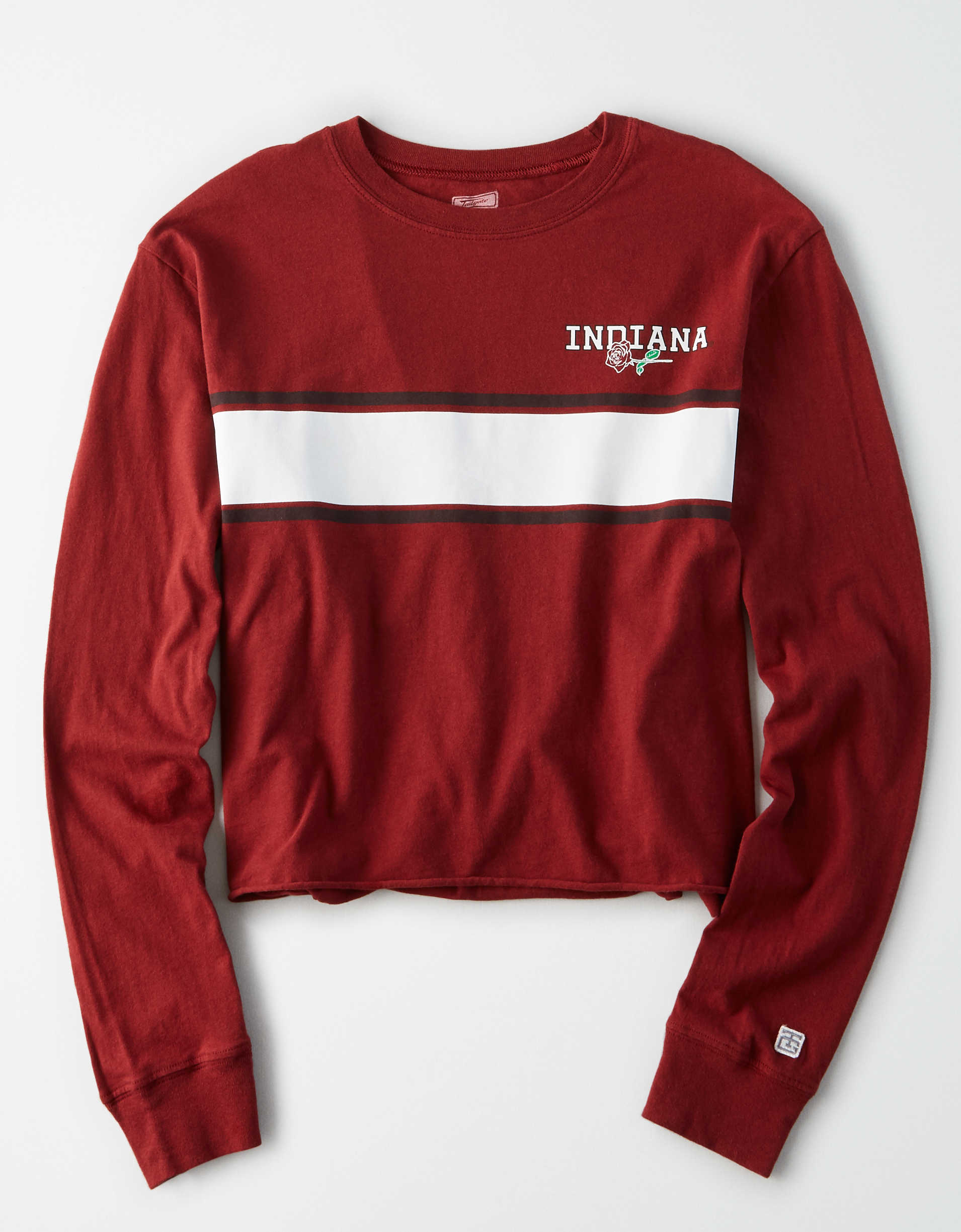 Tailgate Women's Indiana Hoosiers Long Sleeve T-Shirt